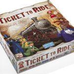 Ticket to Ride - EUA