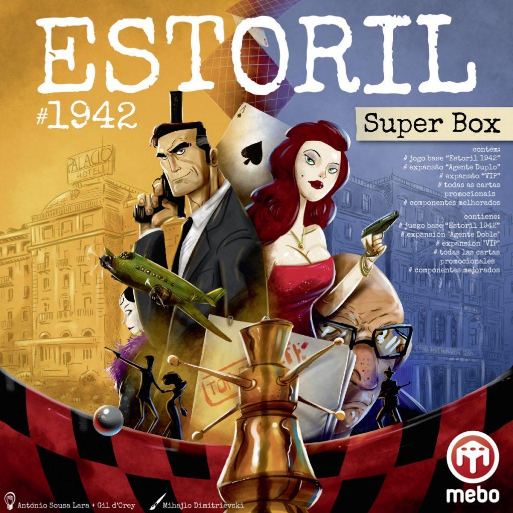 Estoril 1942 - Super Box
